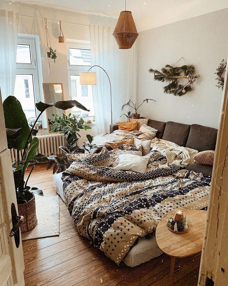 Stunning Bohemian Home Interior For This Year (15)