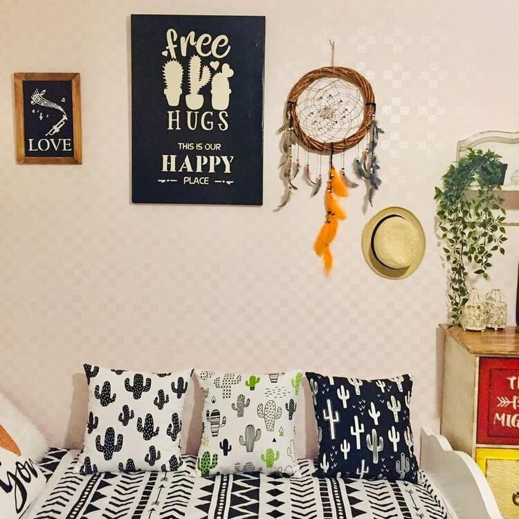 Stunning Bohemian Home Interior For This Year (16)