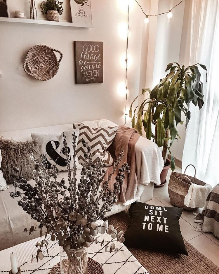 Stunning Bohemian Home Interior For This Year (17)