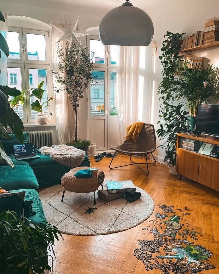 Stunning Bohemian Home Interior For This Year (28)