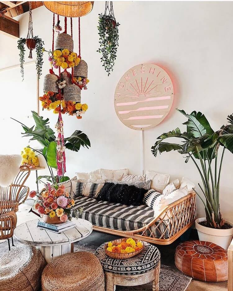 Stunning Bohemian Home Interior For This Year (3)