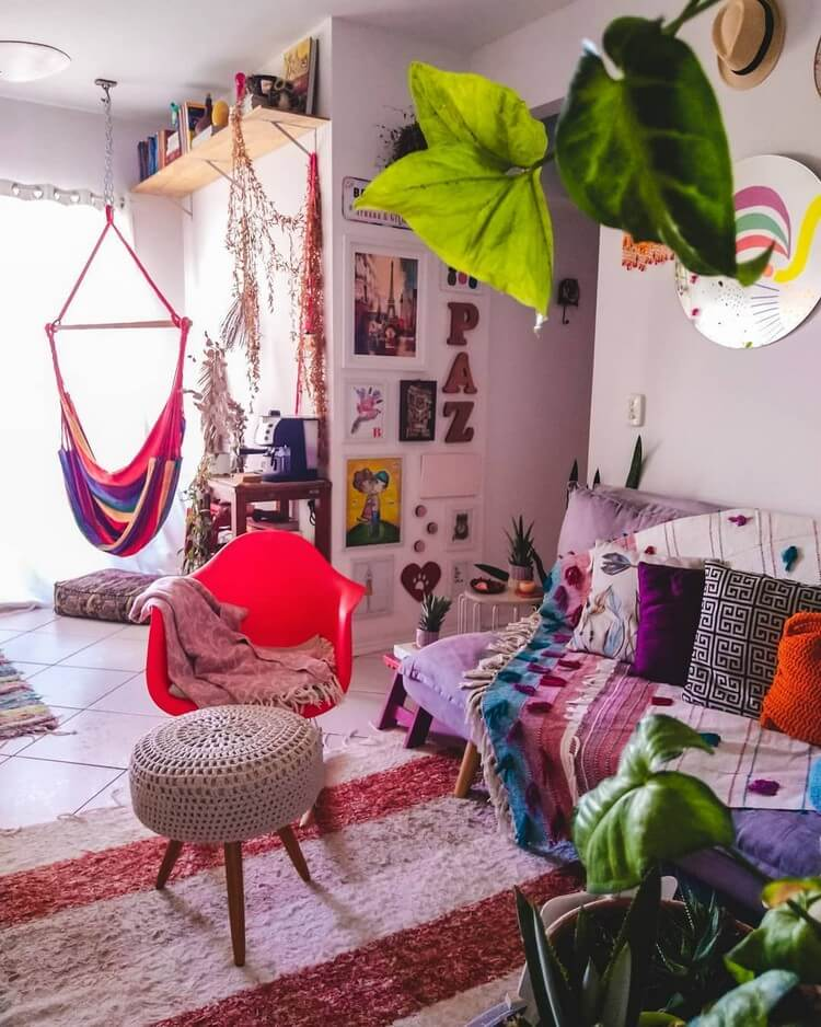 Stunning Bohemian Home Interior For This Year (38)