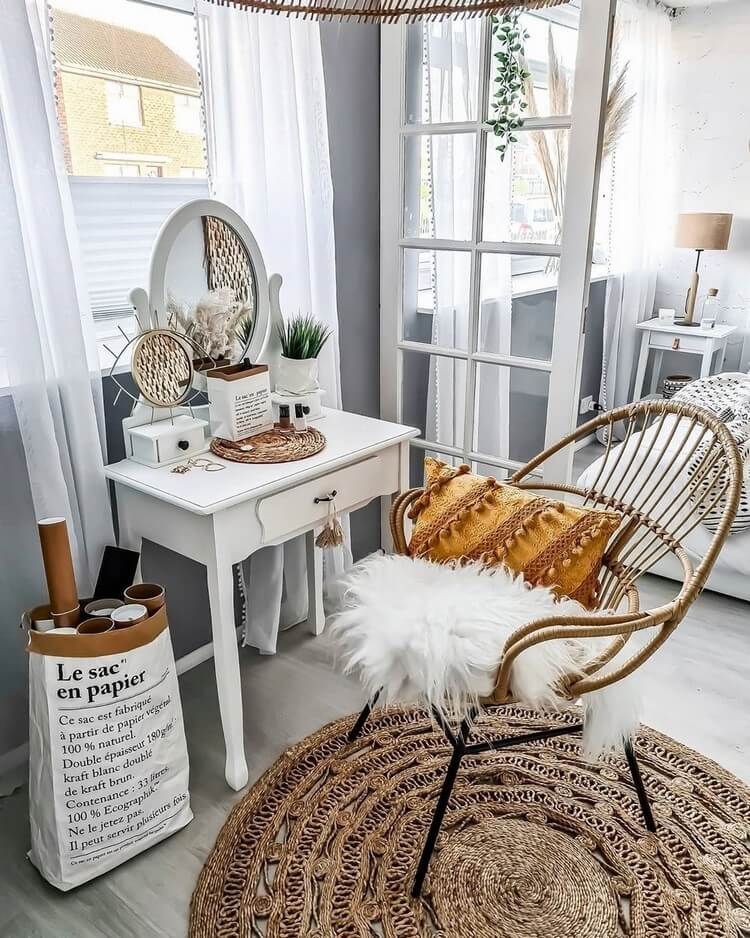 Stunning Bohemian Home Interior For This Year (50)