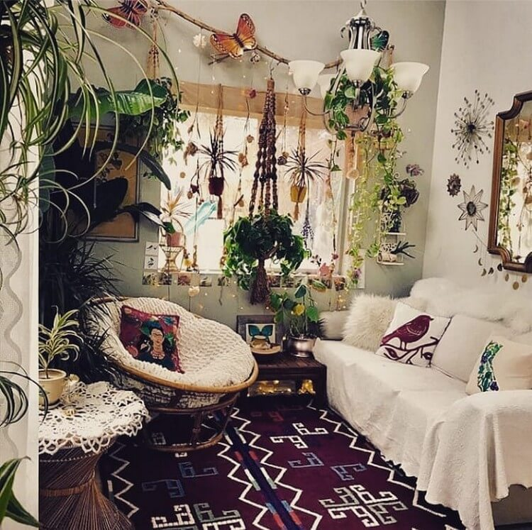 Stunning Bohemian Home Interior For This Year (6)