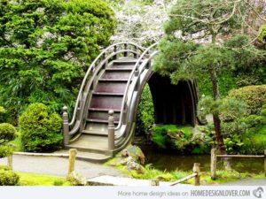 Amazing Garden Bridge Ideas