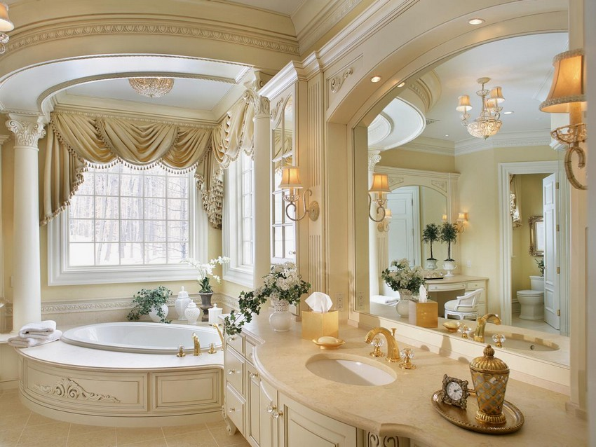 Awesome Bathroom Design Bathtub
