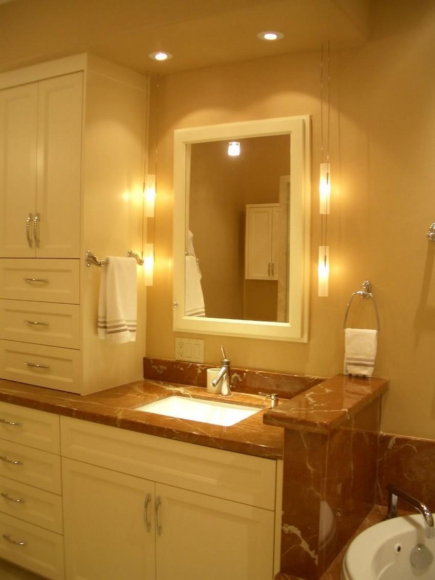 Awesome Bathroom Lighting Ideas