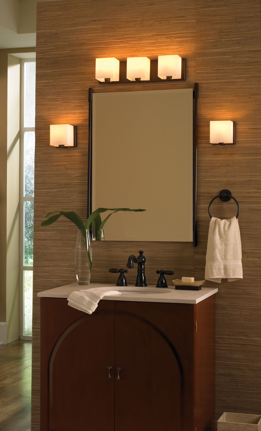 Bathroom Lighting Ideas for Bathroom Decor