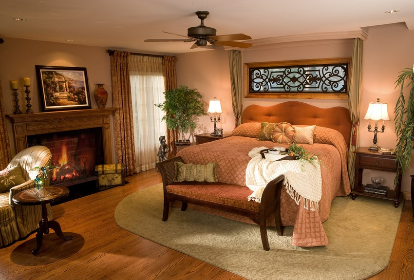 Beautiful Czoy Bedroom Design