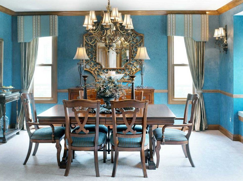Beautiful Victorian Style Dining Room