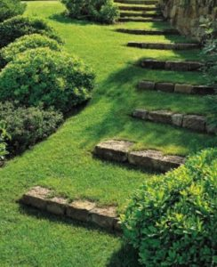 Cool Garden Stair Ideas