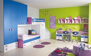 Cool Looking Kids Room Decorating
