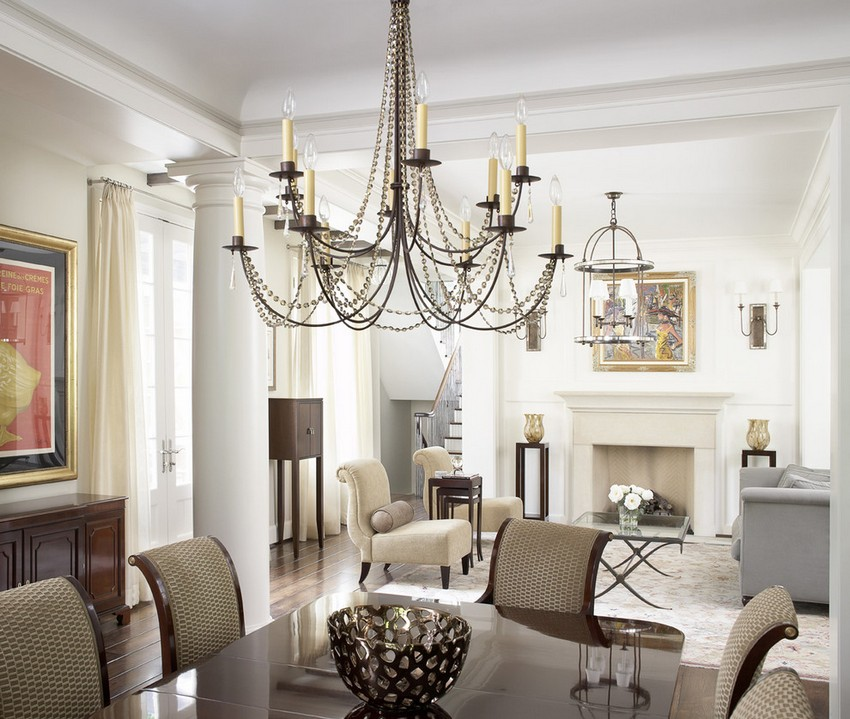 Fabolous Dining Room Chandelier Ideas