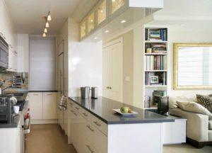 Galley Kitchen Ideas with Island