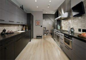 Galley Kitchen Plans