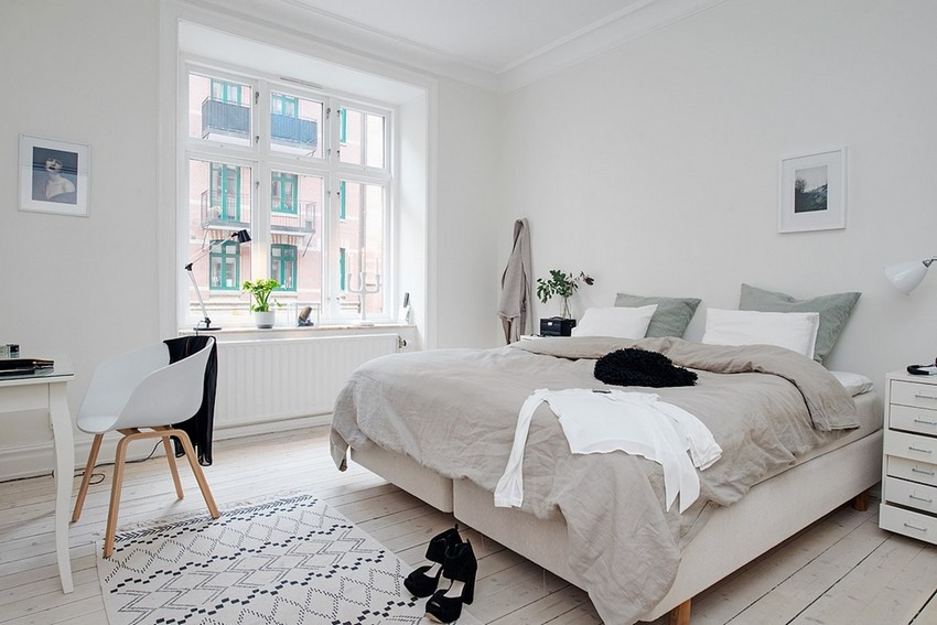 Ideas for Scandinavian Style Bedroom Decor