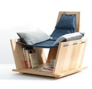 Innovative Reading Chair