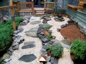 Japanese Rock Garden Designs
