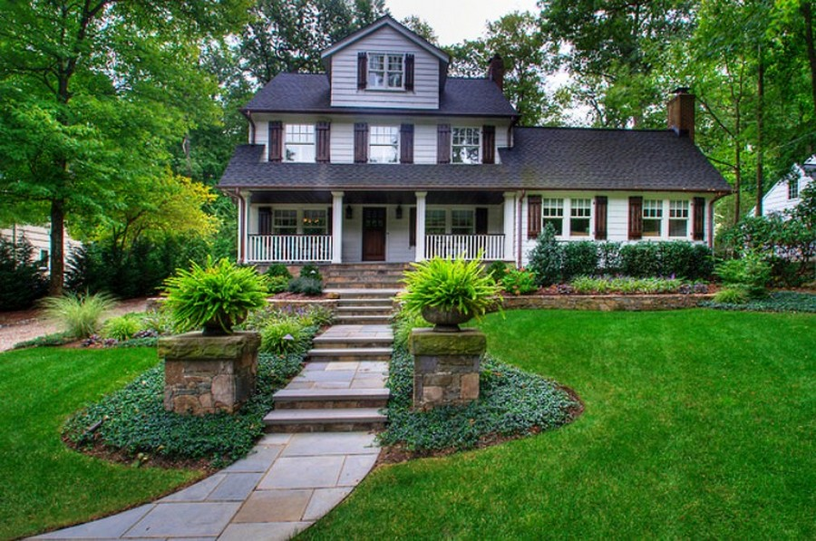 Landscape Front Yard Ideas
