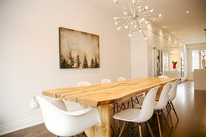 Lovely Dining Room Chandelier