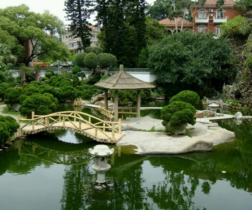 Lovely Home Garden Bridge Designs