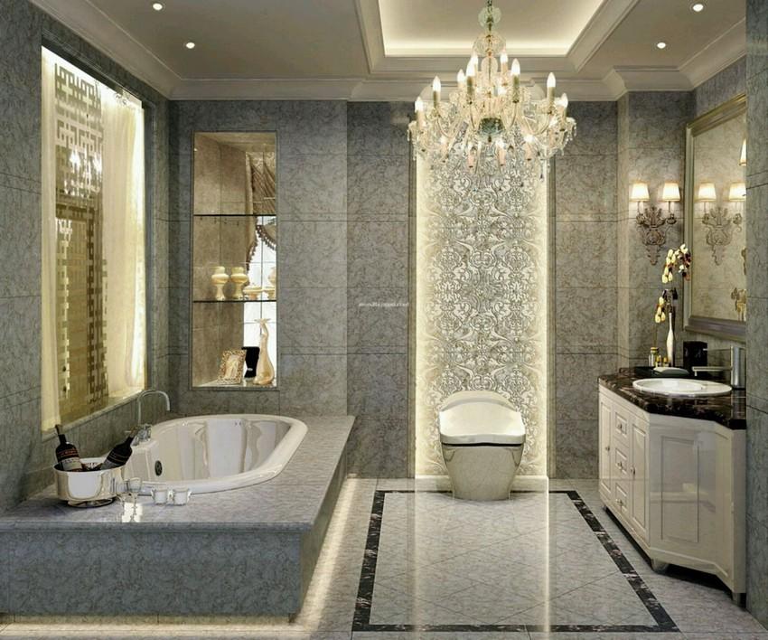 Luxury Bathtub Designs Bathroom Decorating