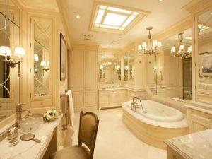 Luxury Bathtub Ideas for Bathroom Decor