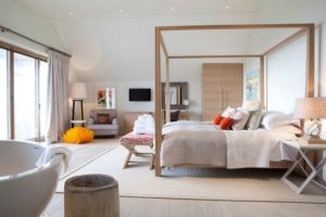 Master Bedroom with a Relaxed Scandinavian Style