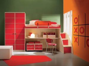 Modern Bedroom Decor for Kids
