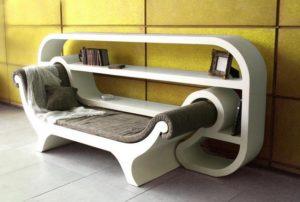 Modern Reading Chair
