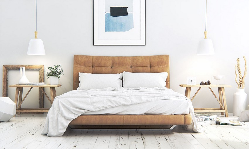 Modern Scandinavian Bedroom Theme