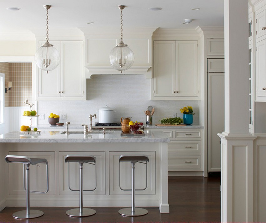 Pendant Lighting Ideas for Kitchen Island