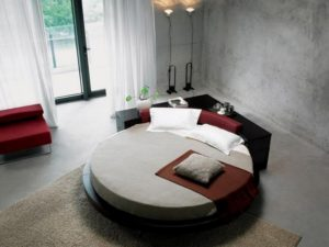 Round Bed Designs for Bedroom Decor