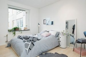Scandinavian Design Bedroom Decor