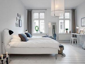 Scandinavian Style Bedroom Ideas