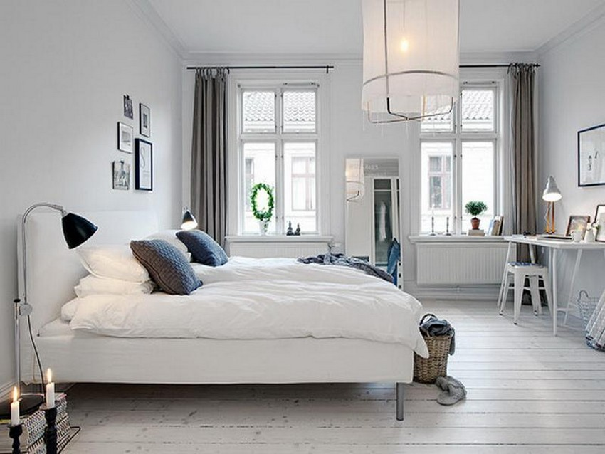 Scandinavian Style Bedroom Ideas