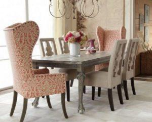 Shabby Chic Dining Room Designs