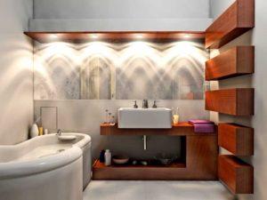 Small Bathroom Lighting