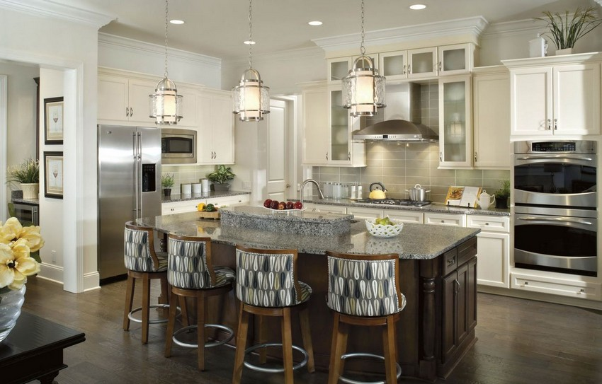 Stunning Pendant Lighting for Kitchen Island