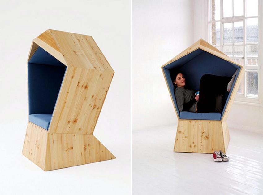 Tilt Reading Chair