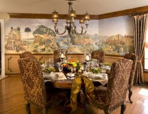 Top Victorian Style Dining Room