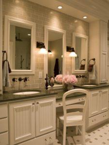 Traditional Bathroom Lighting