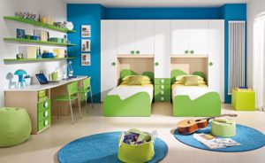 Wonderful Kids Room Decor