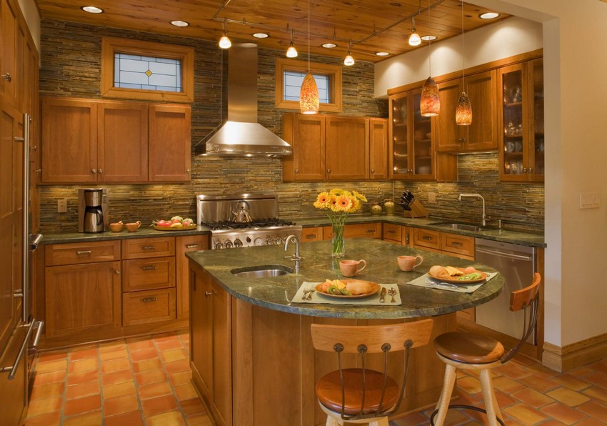 Wonderful Pendant Lighting for Kitchen Island