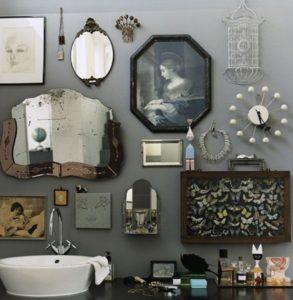 Bathroom Wall Decoration