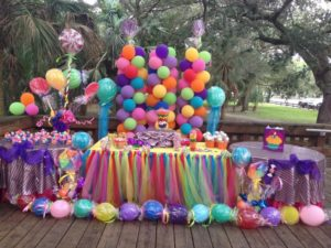 Cool Birthday Party Decor DIY