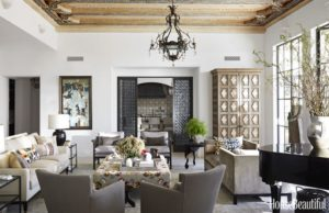 Gallery Living Room Decorating