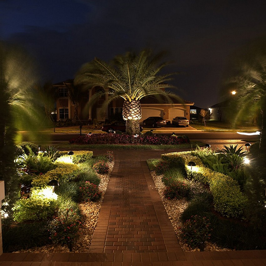 Interesting Outdoor Lighting Ideas
