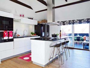Kitchen Decorating Designs