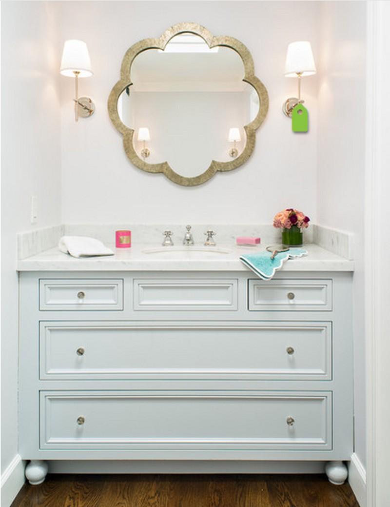 Modern Design Bathroom Vanity Mirror